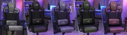 Silla gaming Earl colores