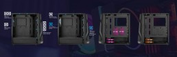 NIGHTHAWK DUO caja gaming