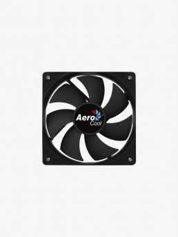 Ventilador Gaming FORCE12BK